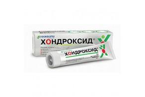 Хондроксид гель 5% 30г